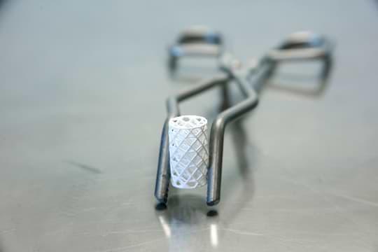 3D Katalysator aus dem Drucker